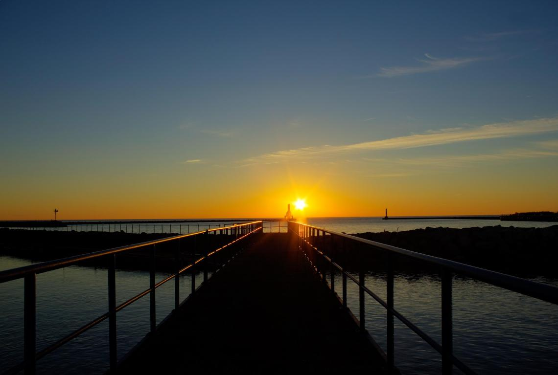 walkway-to-sunrise