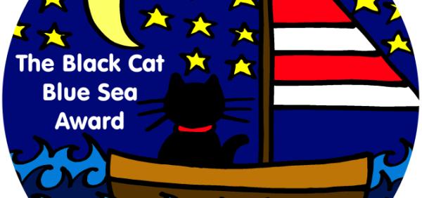 the-black-cat-blue-sea-award-badge